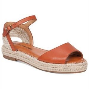 Lucky Brand Flairr espadrille sandals